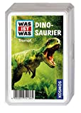 Kosmos 741365 -'WAS IST WAS Dinosaur Top Trumps Card Game (German Language)