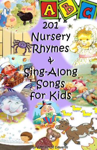 Amazon com: 201 Nursery Rhymes & Sing-Along Songs for Kids