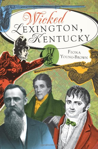Wicked Lexington, Kentucky - Sports Sheen Shop