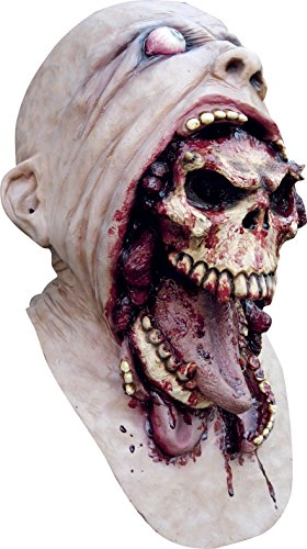 Blurp Charlie Demon Face Ripper Latex Costume