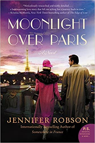 Image result for moonlight over paris