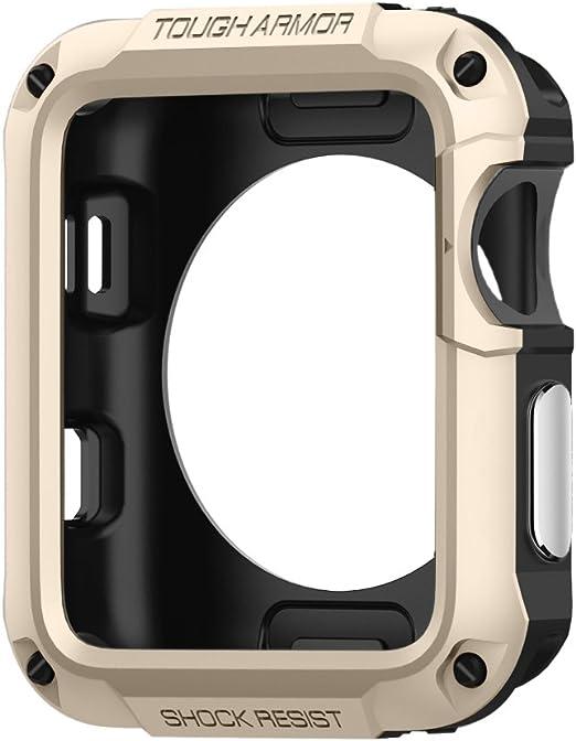 Spigen Tough Armor Kompatibel Mit Apple Watch Case Für Elektronik