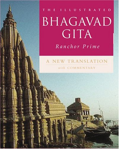 Download The Illustrated Bhagavad Gita: A New Translation with Commentary PDF