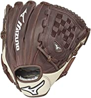 """Mizuno GFN1200B3 Franchise Series Pitcher/Outfield Baseball Gloves, 12"""", Left Hand"""