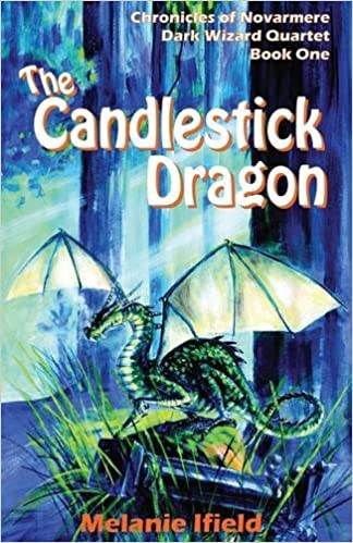 The Candlestick Dragon by Melanie Ifield