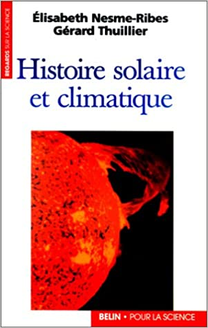 Histoire solaire et climatique