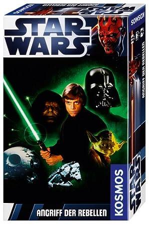 KOSMOS 699567 Star Wars Angriff Der Rebellen - Juego de Mesa de La ...