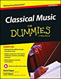 img - for Classical Music For Dummies, 2Nd Edition book / textbook / text book
