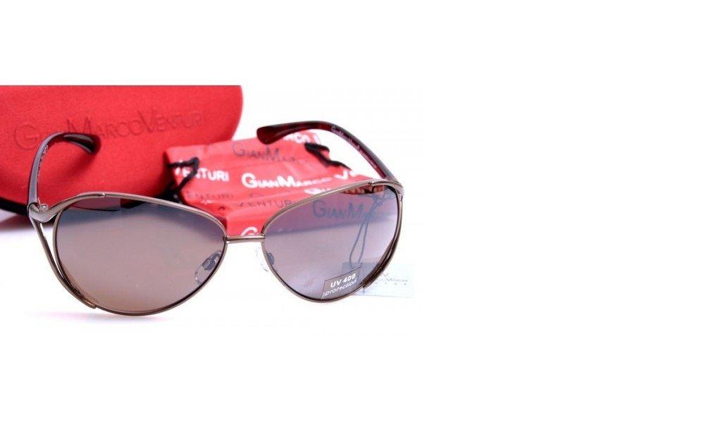 Sonnenbrille Gian Marco Venturi – Gestell Metall – 274 C4