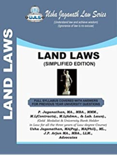 Buy Land Laws Guide Including Tenure and Tenancy System