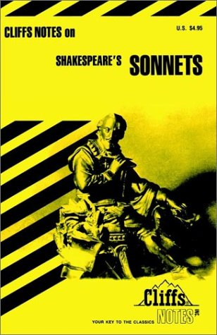 Shakespeare's Sonnets (Cliffs Notes)
