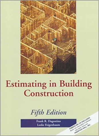 building estimator reference book