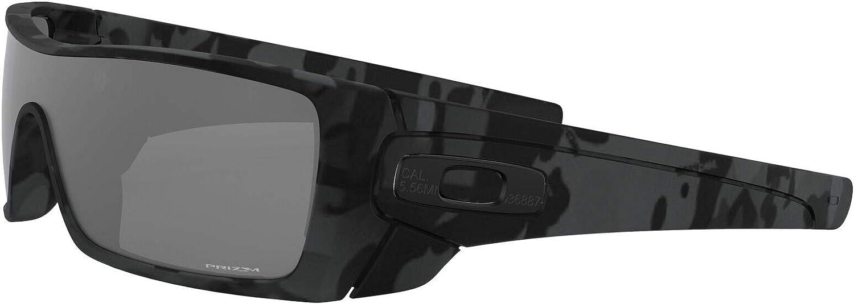 Amazon.com: Oakley OO9101 Batwolf Shield - Gafas de sol para ...