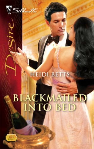 book cover of Blackmailed Into Bed