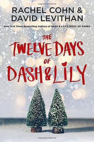 book cover of The Twelve Days of Dash & Lily