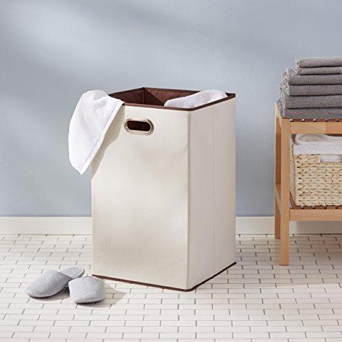 AmazonBasics Foldable Laundry Hamper by AmazonBasics (Image #2)