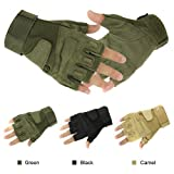 Meiyiu Military Half Finger Gloves Tactical Airsoft Hunting Review and Comparison