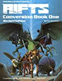 Rifts Conversion Book, Kevin Siembieda, 0916211533