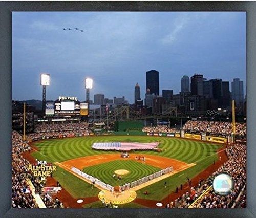 PNC Park Pittsburgh Pirates 2006 All-Star MLB Stadium Photo (Size: 17