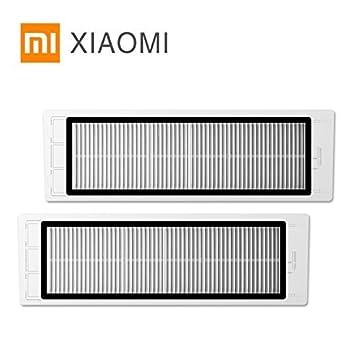 Filtro original Xiaomi Hepa para aspiradora de succión Xiaomi MI Robot, 4 unidades: Amazon.es: Electrónica