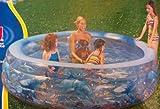 H2OGO! SummerWave Deluxe Crystal Pool