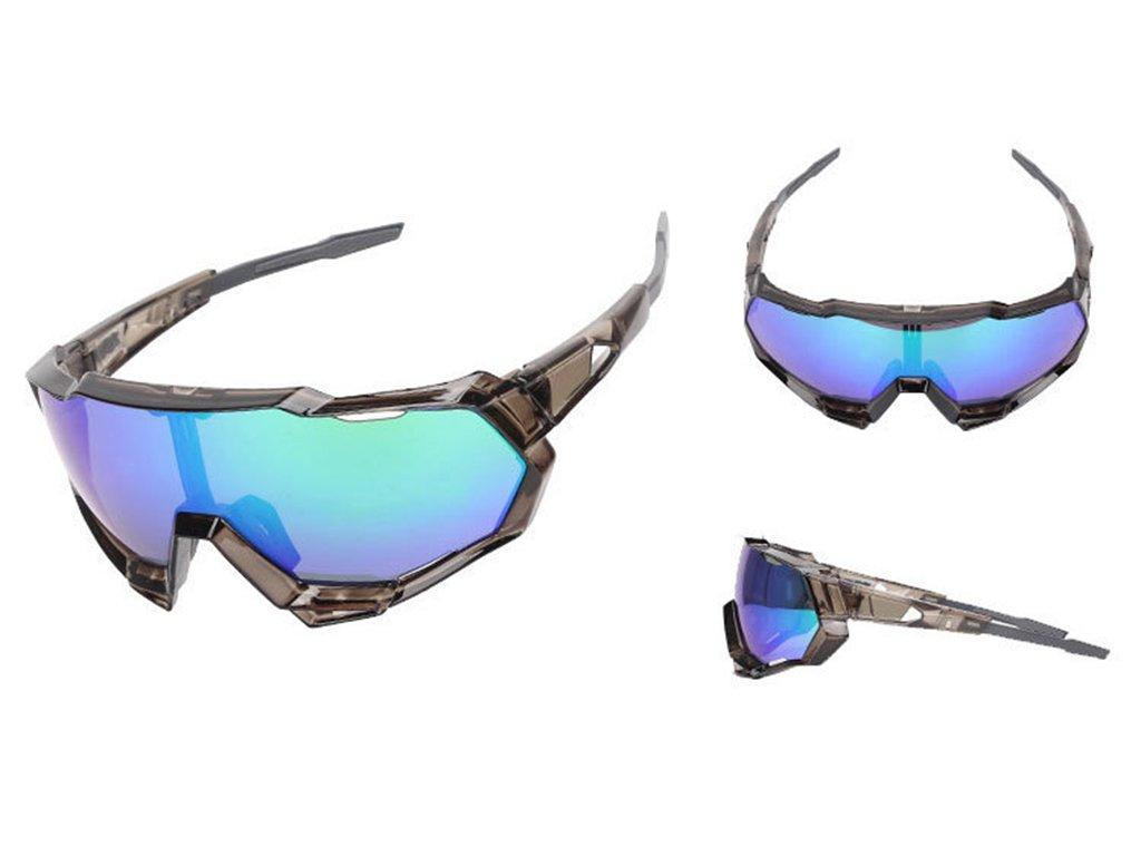 Aili Gafas De Bicicleta/Gafas De Montar, Gafas De Sol De Ciclismo Gafas De Bicicleta Gafas De Sol Polarizadas Protección UV,A: Amazon.es: Deportes y aire ...