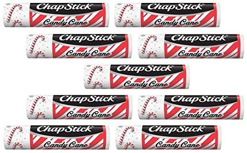 ChapStick Candy Cane (9 Sticks) - NEW DESIGN]()