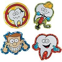 4 Dental Cutouts - Waiting Room Decorations (4 Pack) 13