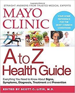 MaAYO CLINIC A to Z Health Guide pdf epub