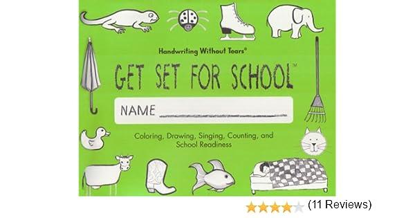 Get Set for School: Jan Olsen: 9781891627552: Amazon.com: Books