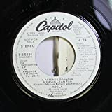 Adela 45 RPM A Passage To India / A Passage To India