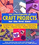 img - for The Encyclopedia of Craft: Projects for the First Time book / textbook / text book