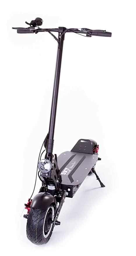 SXT Ultimate Pro + Dual Motor - Patinete eléctrico (3,600 W ...