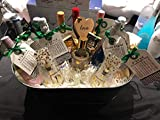Wedding Milestones Gift Wine Bottle Tags