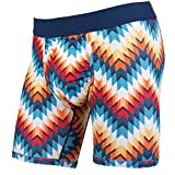 MyPakage Men's Action Boxer Brief, Np Mayan, Large offers