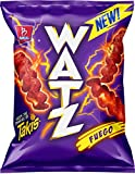 Barcel Watz Fuego - Cheese Flavored Puffs, Box of