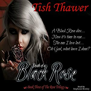 Death of a Black Rose Audiobook