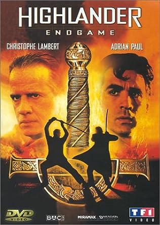 Highlander 4 Endgame Edition 2 Dvd