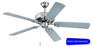 Craftmade cxl52bn ceiling fan with blades sold separately 52 craftmade cxl52bn ceiling fan with blades sold separately 52 amazon aloadofball Images
