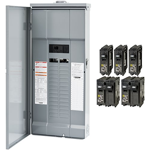How to buy the best 200 amp breaker box with meter?