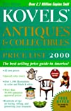 Kovels' Antiques and Collectibles Price List 2000, Ralph M. Kovel and Terry H. Kovel, 0609804715