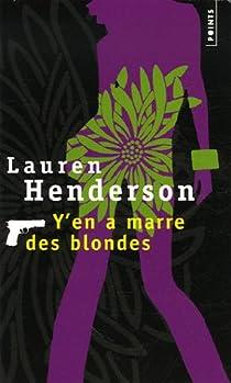 Y'en a marre des blondes par Henderson