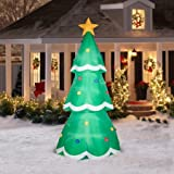 """10"""" Giant Christmas Tree Airblown Inflatable Christmas Prop"""