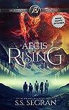 AEGIS RISING: Action Adventure Mystery Thriller (The Aegis League Series Book 1)