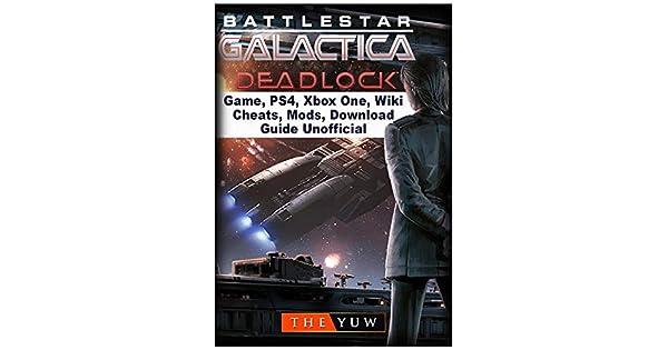Amazon.com: Battlestar Gallactica Deadlock Game, Ps4, Xbox ...