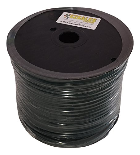 Wire 500' Spool - SPT-2 Green Wire 500' Spool by EZLS