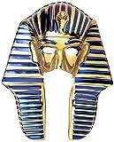 Tutankhamen Mask PVC New Years Party Masks Eyemasks & Disguises for Masquerade Fancy Dress Costume Accessory