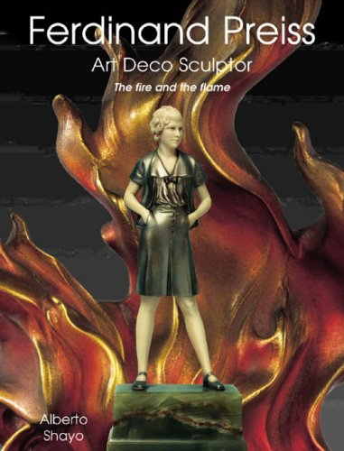 Ferdinand Preiss  Art Deco Sculptor   The Fire And The Flame