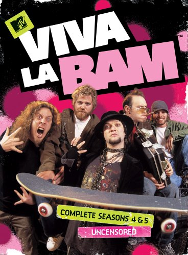 Viva La Bam:  Complete Seasons 4 & 5 Uncensored by MTV