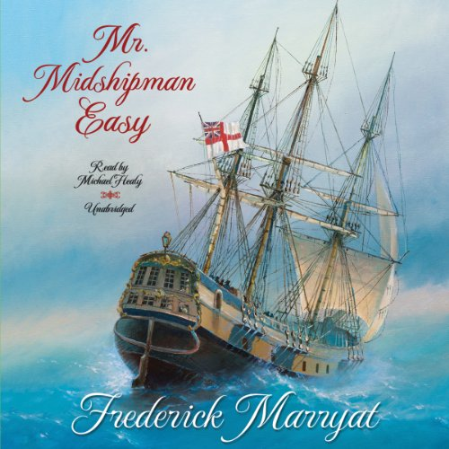 Mr. Midshipman Easy by Blackstone Audio